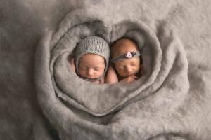 newborn twin photography albany ny