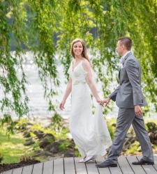 albany ny wedding photographer - crooked lake house wedding photo