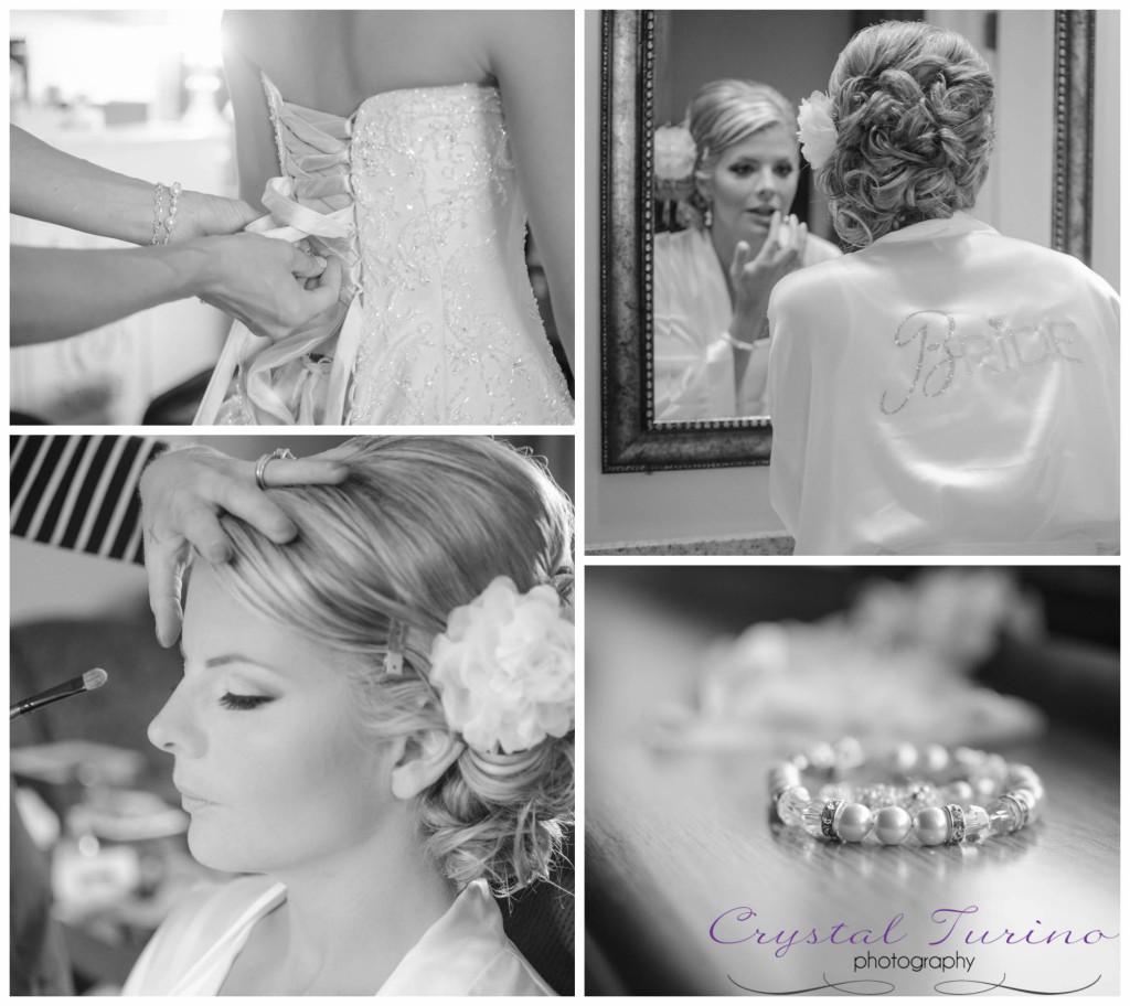 franklin plaza wedding photo