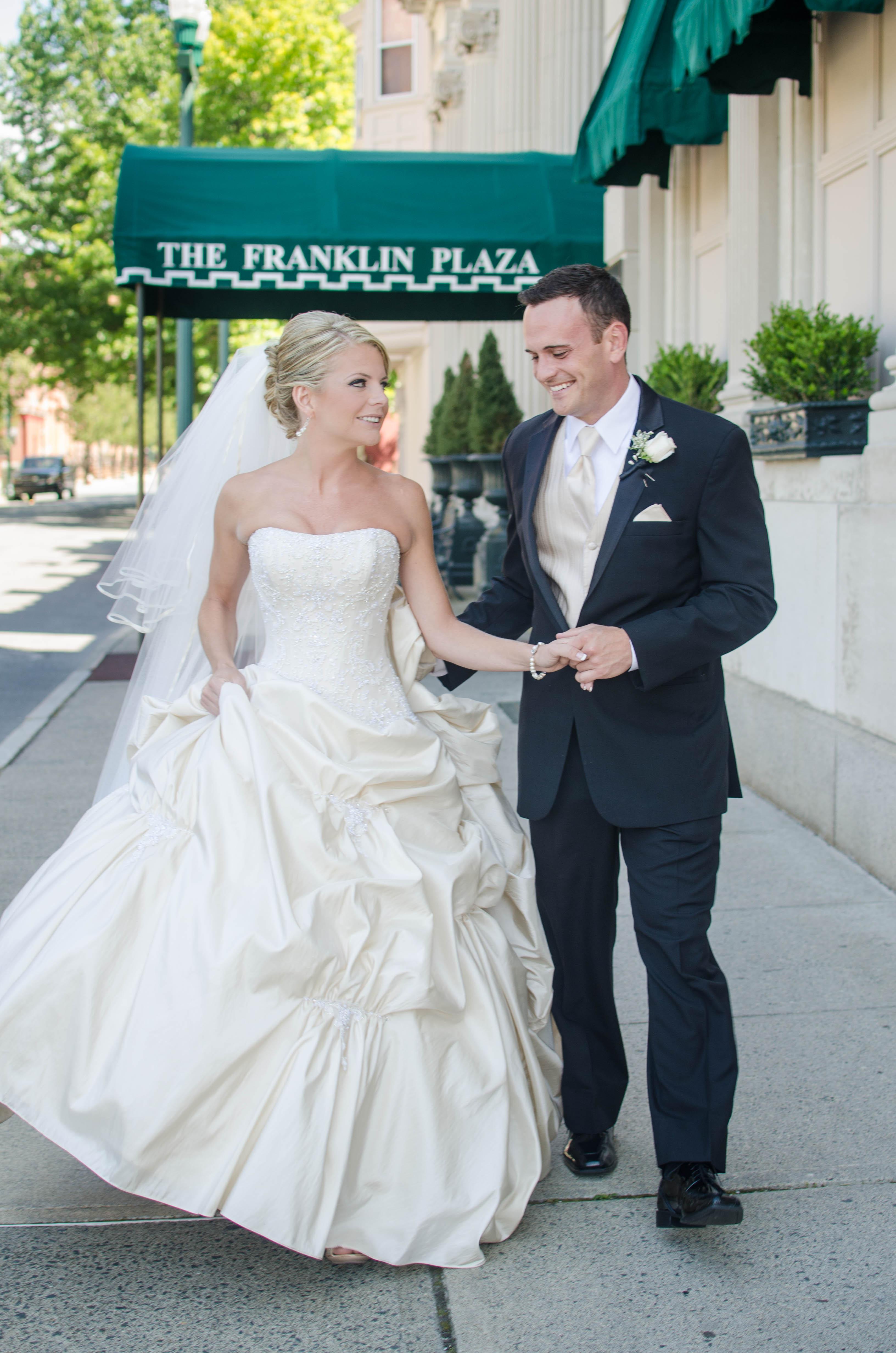 franklin-plaza-wedding photo