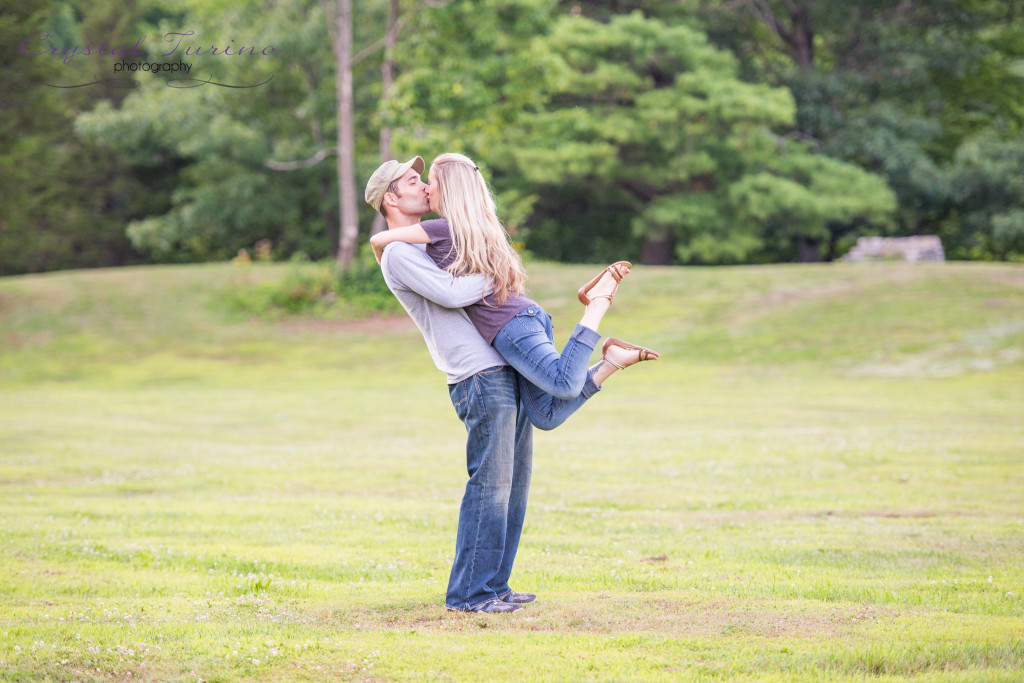 albany ny engagement photo
