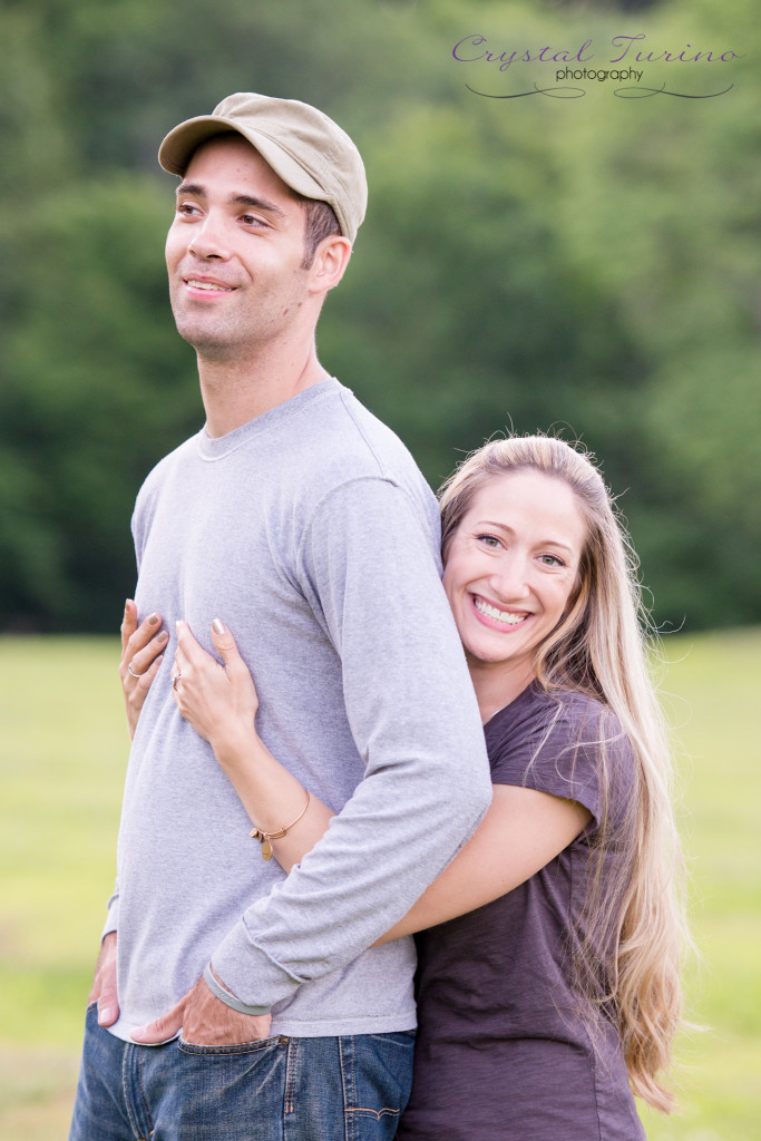 thacher park engagement photo