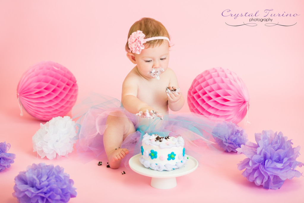 1st birthday photo session