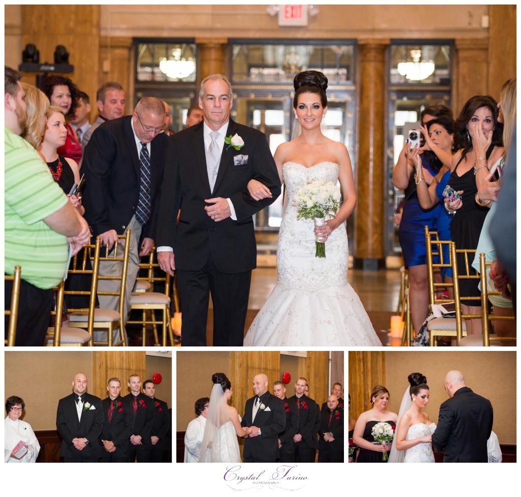 90 state events wedding ceremony