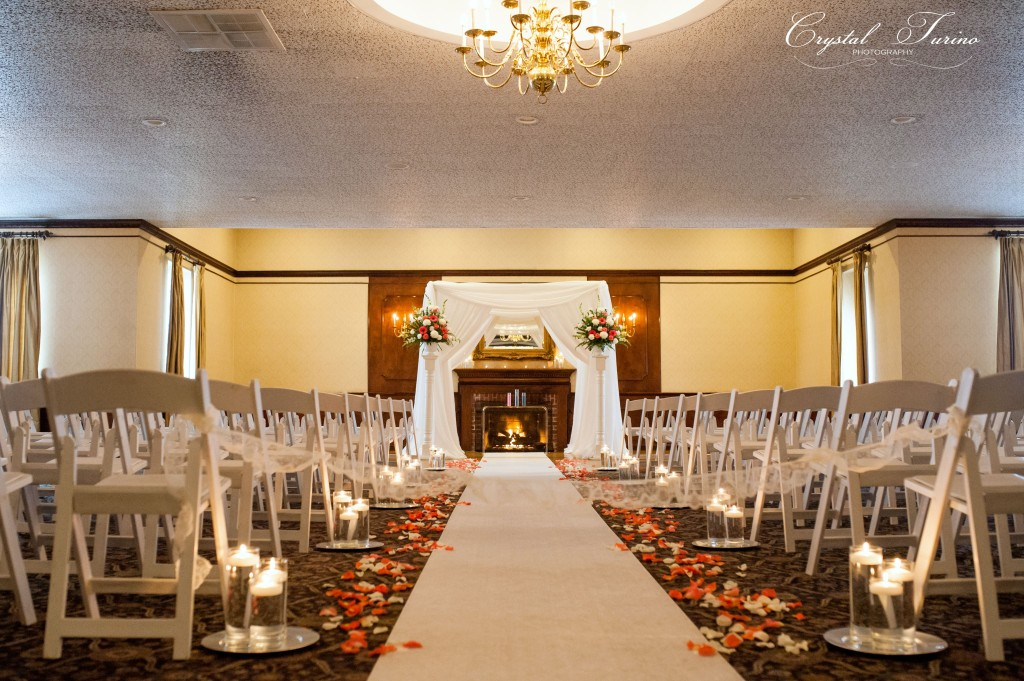 century house wedding photo
