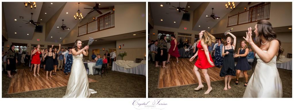 orchard creek golf club wedding photo