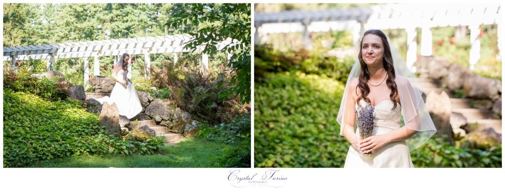 yaddo gardens wedding photo