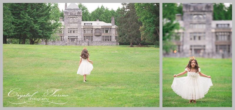 princess photo of little girl albany ny photographer