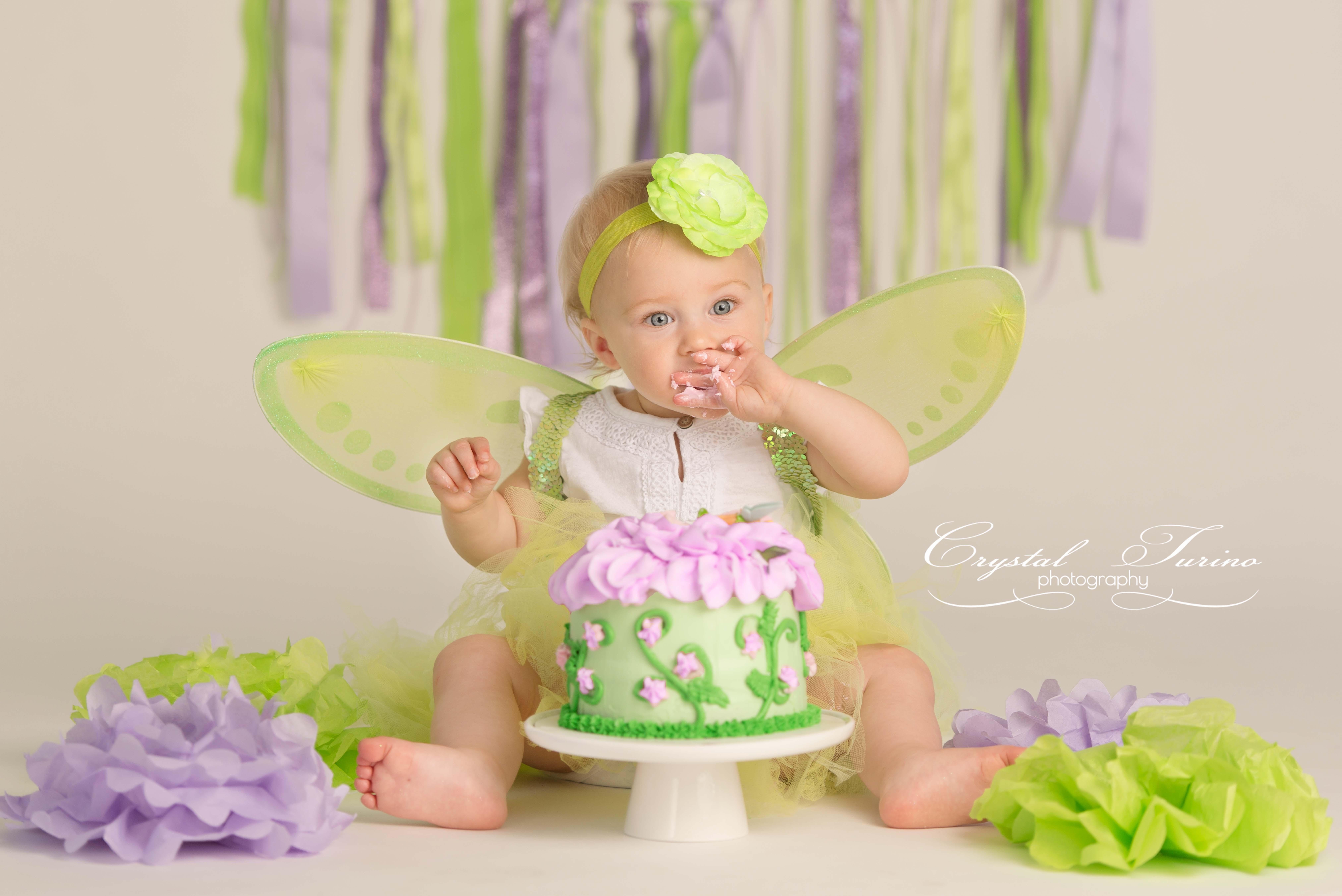 Surprising 1St Birthday Cake Smash Photography Session Albany Ny Funny Birthday Cards Online Aeocydamsfinfo