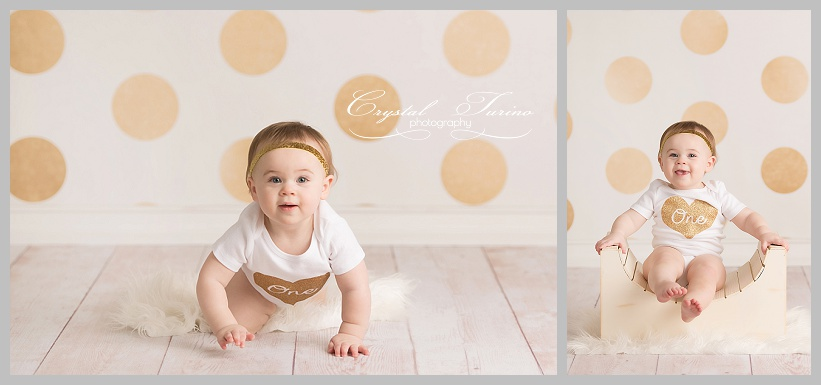 1st birthday photo session