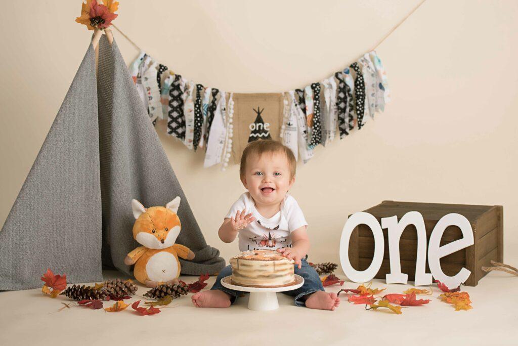 cake smash photography albany ny